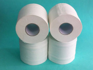 500 Sheets Toilet Tissue Paper pictures & photos