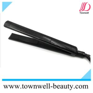 PTC Shiny Black Hair Flat Iron with 46W pictures & photos