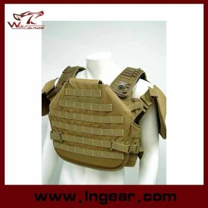 Military Combat Tactical Tortoise Shell Bulletproof Vest Army Safety Vest pictures & photos