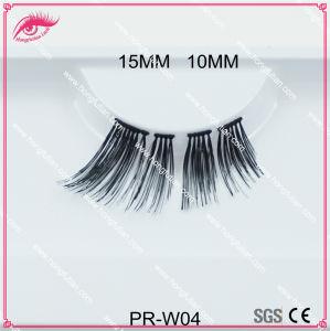 New Designed Human Hair False Eyelash for Makeup Artist Eye Lash pictures & photos