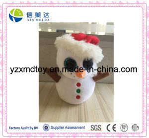 Plush Stuffed Christmas Snowman Toy pictures & photos