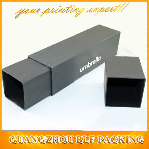 Black Cardboard Gift Box (BLF-GB057) pictures & photos