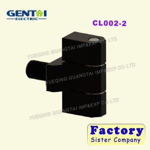 Small Key Padlock Plastic Lock pictures & photos