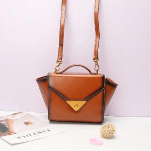 Al90033. Shoulder Bag Handbag Vintage Cow Leather Bag Handbags Ladies Bag Designer Handbags Fashion Bags Women Bag pictures & photos