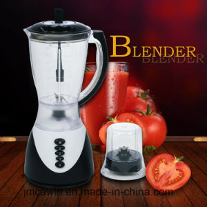 3 Speeds Powerful Motor Plastic Juicer Blender pictures & photos