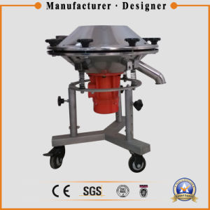 Different Type of Vibro Sifter Machine Supply pictures & photos
