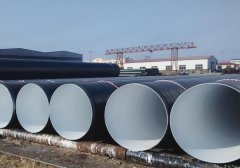 Ipn8710 Epoxy Resin Paint Anti-Corrosion Steel Pipe, Water Supply, Environmental Protection Tube pictures & photos