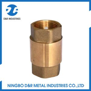 High-End Water Brass Check Valve pictures & photos