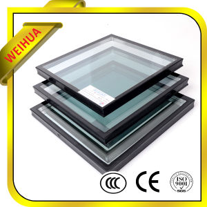 EU/ as Standard Low-E Insulated Glass Building Glass for Curtain Wall pictures & photos
