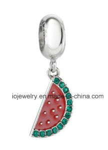 Wholesale Watermelon Charm for Bracelet Pendant Necklace Making pictures & photos