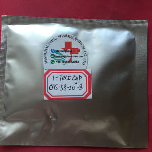 99% Steroid Hormone Testosterone Cypionate Test Cyp CAS No: 58-20-8 pictures & photos
