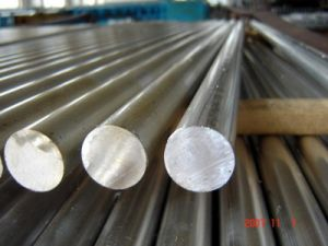 Best Quality Large Diameter 6063 Round Aluminum Alloy Rod Aluminum Bar for Boating Decking pictures & photos