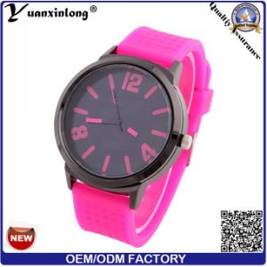 Yxl-161 New Design Fashion Silicone Watch Men Women Quartz Sport Casual Wholesale Watches pictures & photos