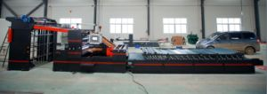 Automatic High Speed Flute Laminator pictures & photos