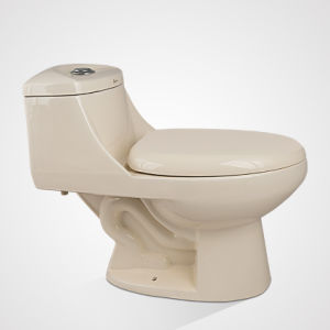 China Wholesale Top Quality Ceramic Siphonic Flush Bone Toilet