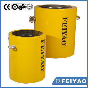 Flat Single Acting High Tonnage Hydraulic Power Unit Cylinders Fy-Clsg pictures & photos
