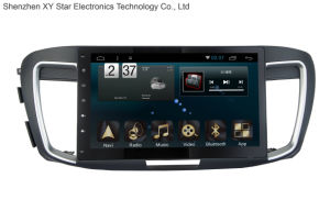 """10.1"""" Android 6.0 Car Navigation GPS for Honda Accord 2015 pictures & photos"""