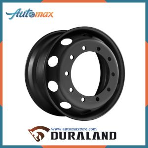 China Alloy Auto Wheel Supplier Tubeless Forged Truck Aluminium Rim pictures & photos