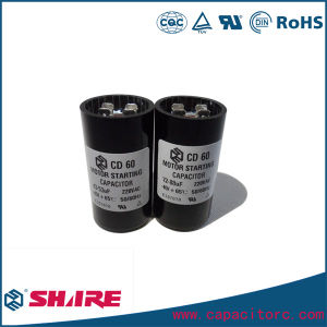 Electronic Component of CD60 Capacitor pictures & photos