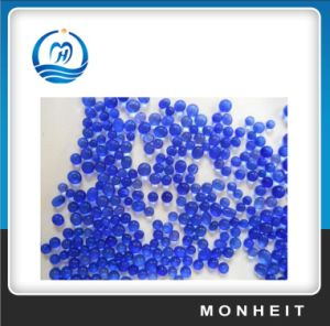 Non-Cobalt Co-Free Indicator Self-Indicating Blue Silica Gel
