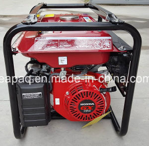 2.0kw Recoil Start Petrol Gasoline Generator Powered by Original Honda Engine Gx160 pictures & photos