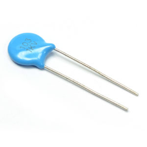 Safety Ceramic Disc Y2 Capacitor 250V High Voltage Ceramic Capacitor (1kv, 2kv, 3kv) Tmcc02 pictures & photos