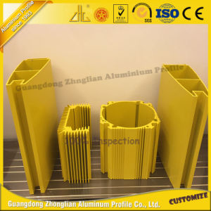Pin Fin Heatsink for Customized Different Sizes and Colors pictures & photos