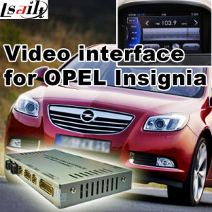 Car Video Interface for Opel Insignia Antara Astra Zafira etc, Android Navigation Rear and 360 Panorama Optional pictures & photos