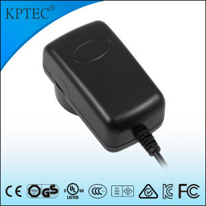 15W/12V/1A Australia Plug AC/DC Adapter with SAA and Gems pictures & photos