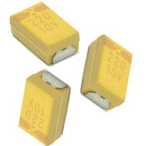25V SMD Tantalum Capacitor in Reel (TMCT02) pictures & photos