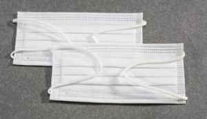 3 Ply Non-Woven Disposable Dust Filter Face Mask pictures & photos