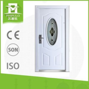 Morden Used Wrought Iron Entry Door From Professional Factory pictures & photos