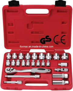 Ce/GS 25PCS Professional Socket Set (HMT-025) pictures & photos