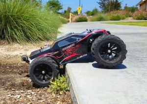2.4G 1/10th High Speed RC Car with 4 Wheels pictures & photos