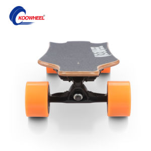 Jomo Factory Sound-Absorbing Fast Remote Control Flexible Skateboard pictures & photos
