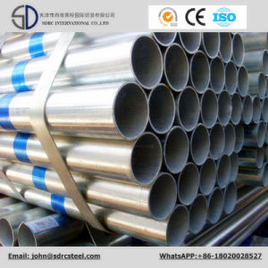 Galvanized Steel Pipe for Steel Structure pictures & photos