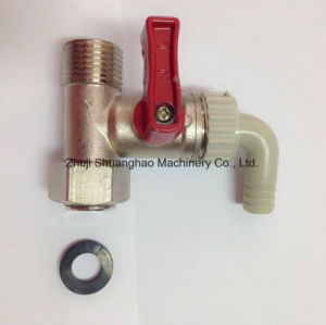 Drain Valve Brass Relief Water for Water Heaters pictures & photos