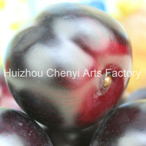 Artificial Black Plum Beautifully Decorated pictures & photos