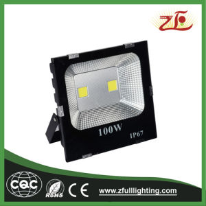 Heat Dissipation Ultra Bright 100W LED Flood Light pictures & photos