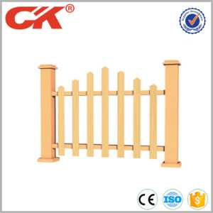 Eco-Friendly and 100% Recycled Fence Railing for Garden Designs pictures & photos