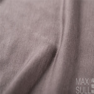 100% Machine Wash Wool Fabric with Good Elasticity for Nightdress, Smooth Hand pictures & photos