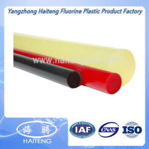 Polyurethane Rod PU Rod PU Bar with Red Color pictures & photos