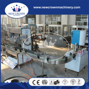 Reliable Quality Food Oil Bottle Bottling Machine Price Cheaper Sale pictures & photos