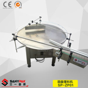 Round Plate Bagging Machine for Semi/Finished Product pictures & photos