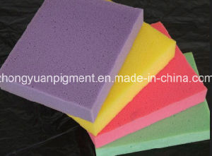 Pigment for PU Foam Sponge Tdi Mdi Polyether pictures & photos