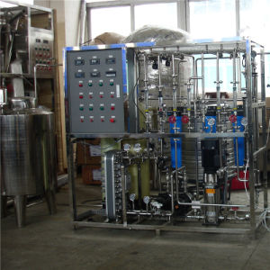 Chemical Water Treatment Water Purifier with EDI Filter Cj112 pictures & photos