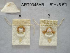Santa Snowman Tree Skirt-Christmas Decoration pictures & photos