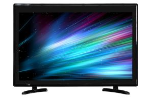 Double Glass 19 Inch Wide Screen LCD LED Smart TV pictures & photos