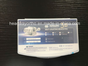 Orthodontic Self-Ligating Bracket with CE0197 ISO13485 pictures & photos