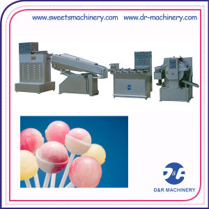 Hard Candy Production Line Die Forming Lollipop Plant Making Machine pictures & photos